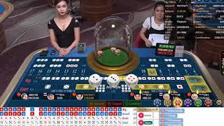 Sicbo Betting Easy Win – DG Live Casino – Baccarat Winning Skill – Baccarat Teaching