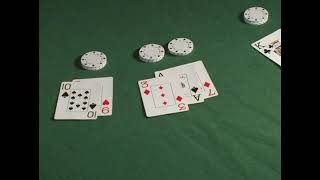 The Bases in the Game of Blackjack