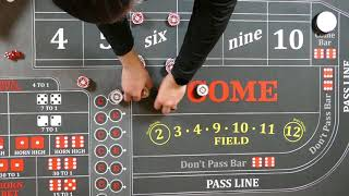 Good craps strategy?  Awesome strategy/power press deep dive, 6 and 8