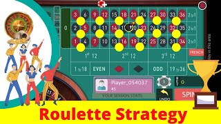 Corner and Line Bets | No Increase Bets Roulette Strategy 2020