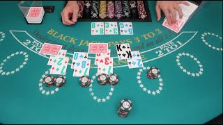 10X OUR MONEY! HOT DECK AND BLACKJACK RUN!
