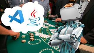 A.I. Blackjack with Java