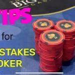 How to BEAT 1/2 live poker  // Poker Vlog #9