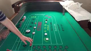 Wagermethis' Anything but 12 craps strategy.