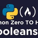 Booleans in Python | From Zero to Hero in Python