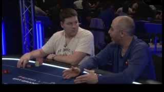 Open Face Chinese (OFC) poker lesson by Barry Greenstein and Shaun Deeb