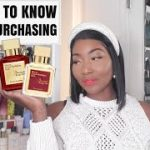 5 TIPS + A BONUS TO KNOW BEFORE PURCHASING BACCARAT ROUGE 540| BEFORE YOU BUY BACCARAT ROUGE 540|