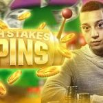HIGH-STAKES POKER SPINS | partypoker spins with BBZ