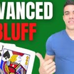 This ADVANCED Poker Bluffing Strategy SKYROCKETED My Results