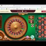 Roulette strategy review. Double dozens + 6 units. Demo play.