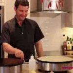 """Episode 3/4 """"How to make professional French Crêpes"""""""