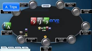 Poker Strategy with Moneymaker   PLAYS OF THE WEEK EP8 AUG 2013   Pokernerve