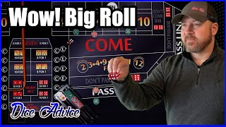 Win at Craps betting the Inside Numbers