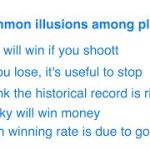 5 common illusions of baccarat players, 50% profitable, newcomers should not go astray, strategy