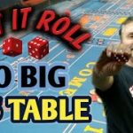 $25 TABLE Try to win at craps strategy – GO BIG by Ryan
