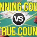 Running Count vs True Count Explained (Blackjack Card Counting)