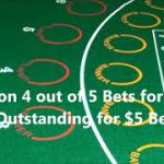 Baccarat Strike Strategy! $25 Is All You Need to Win!!!