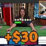 Baccarat Winning Strategy – 89 SPECIAL + NO MIRROR $30 Profit – #1