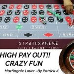 HIGH PROFIT & CRAZY FUN Roulette System – Martingale Lover Review