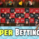 ✨ Super Winning Tactics to  Roulette || Roulette Strategy to Win