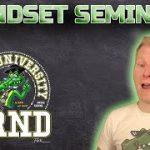 Mindset Seminar – Was bringt uns Poker über das Leben bei   GRND University Poker Training (17.3.21)