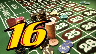 HIGH HIT RATE, THE 16 BET ROULETTE STRATEGY – Roulette Strategy Review
