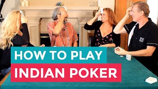 Indian Poker Card Game Rules