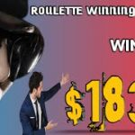 Roulette winning method   roulette strategy to win   big roulette win   Roulette channel gameplay