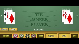 BEAT CASINO BACCARAT 10000 TO 20000 EASY MONEY STRATEGY