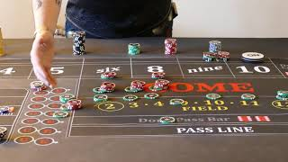 Good craps strategy? Viewer submitted strategy.