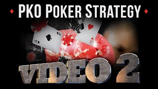 PKO Poker Strategy Video 2: Barry Carter's Unibet Winter PKO Series Hand History Review