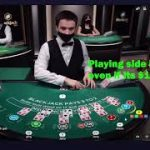 Blackjack tips and tricks that can probably help you (roobet) #shorts