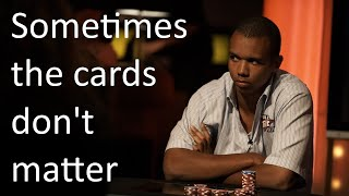 Phil Ivey – The Master Of Aggression in Poker – hand compilation