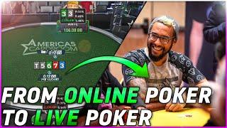 Online Poker to Live Poker – BetOnDrew's Online to Live Poker Tips