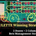 2 Dozen + 2 Column ROULETTE Strategy