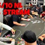 $5/$10 No Limit Hold 'Em Cash Game | TCH Live Poker Stream – 6/21/2021