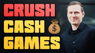 3 Tips to CRUSH Cash Games with Brad Wilson