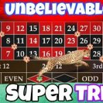 roulette Super & unbelievable betting strategy – roulette strategy to win – roulette win techniques