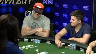 World Poker Tour – WPT Gardens Poker Festival | WPT Knockout Poker Final Table Highlights
