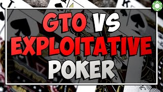 GTO vs. Exploitative Poker – A Little Coffee with Jonathan Little