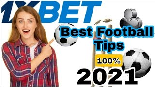 1xbet football winning tricks    1xbet tips and tricks bangla   1xbet football betting tips   2021