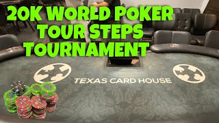 20K World Poker Tour STEPS Tournament   Texas Card House Austin