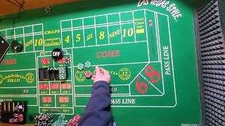 Craps! strategy that is very Underutilized! Iron Cross from the DONT