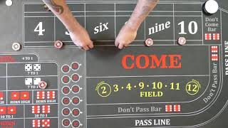 Good craps strategy?  The Hard No 4