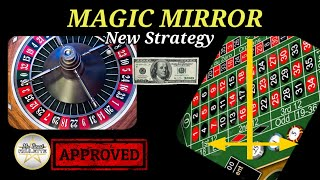 MAGIC MIRROR – New Roulette Strategy  #Roulette #LiveDealers #Evolution