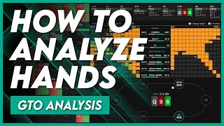 How to Analyze Your Poker Hands in 2021 | GTO ANALYSIS #03