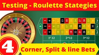 Video #4: Testing Roulette Strategies | Play Safe, Win More at Roulette