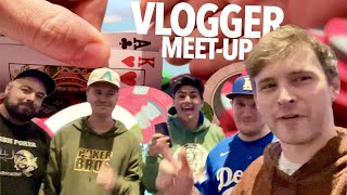 BATTLE OF THE VLOGGERS // Texas Holdem Poker Vlog 52