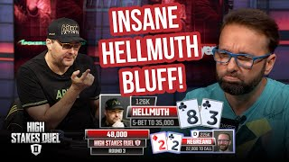 The Wildest Phil Hellmuth Bluff You'll Ever See!