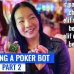 How to Build a Superhuman Poker AI using CFR   Creating a Poker Bot Part 2
